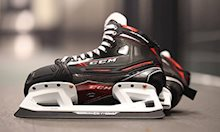 Patins de gardien de but de hockey JetSpeed FT2 de CCM | La Source du Sport