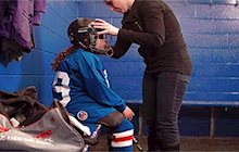 Tips For How to Ensure Your Child's Hockey Helmet is Safe | Source For Sports