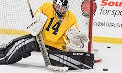 Source For Sports Goalie Demo Day