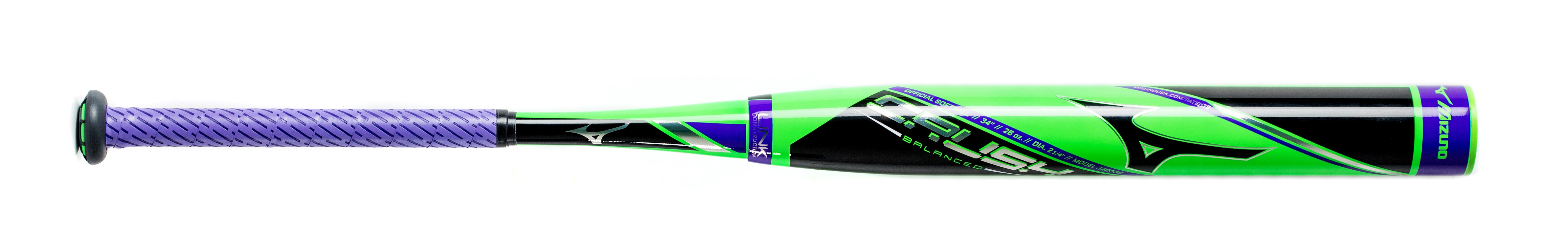 2019 Mizuno Crush 13 Balanced USSSA Slo-Pitch Bat