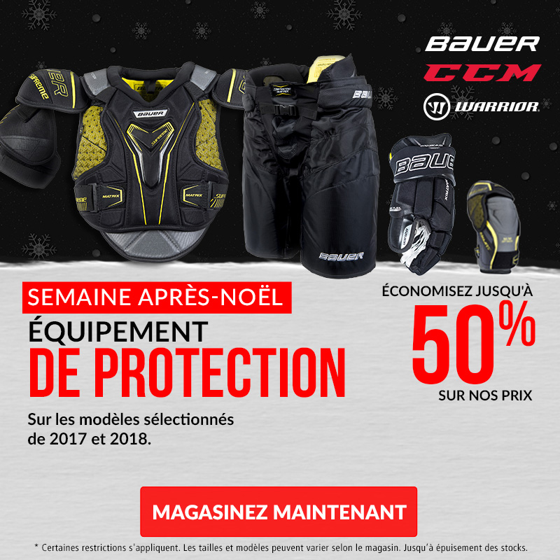Save Up To 50% Off Hockey Protective
