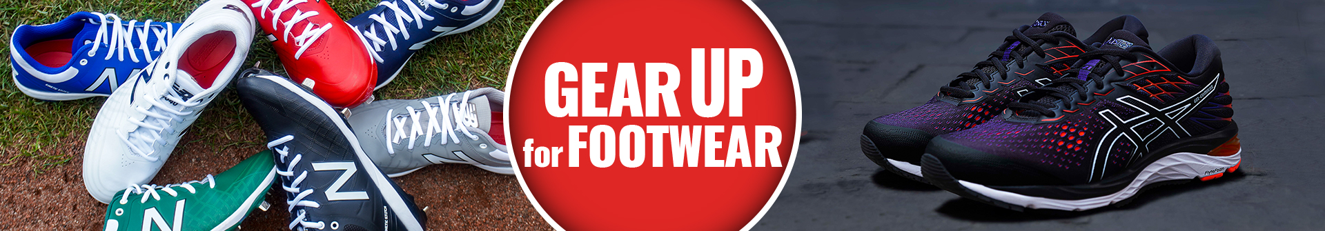 Gear Up For Spring & Get Into New Running Shoes, Sneakers, & Cleats At Your Local Source For Sports Hockey Stores Near You.
