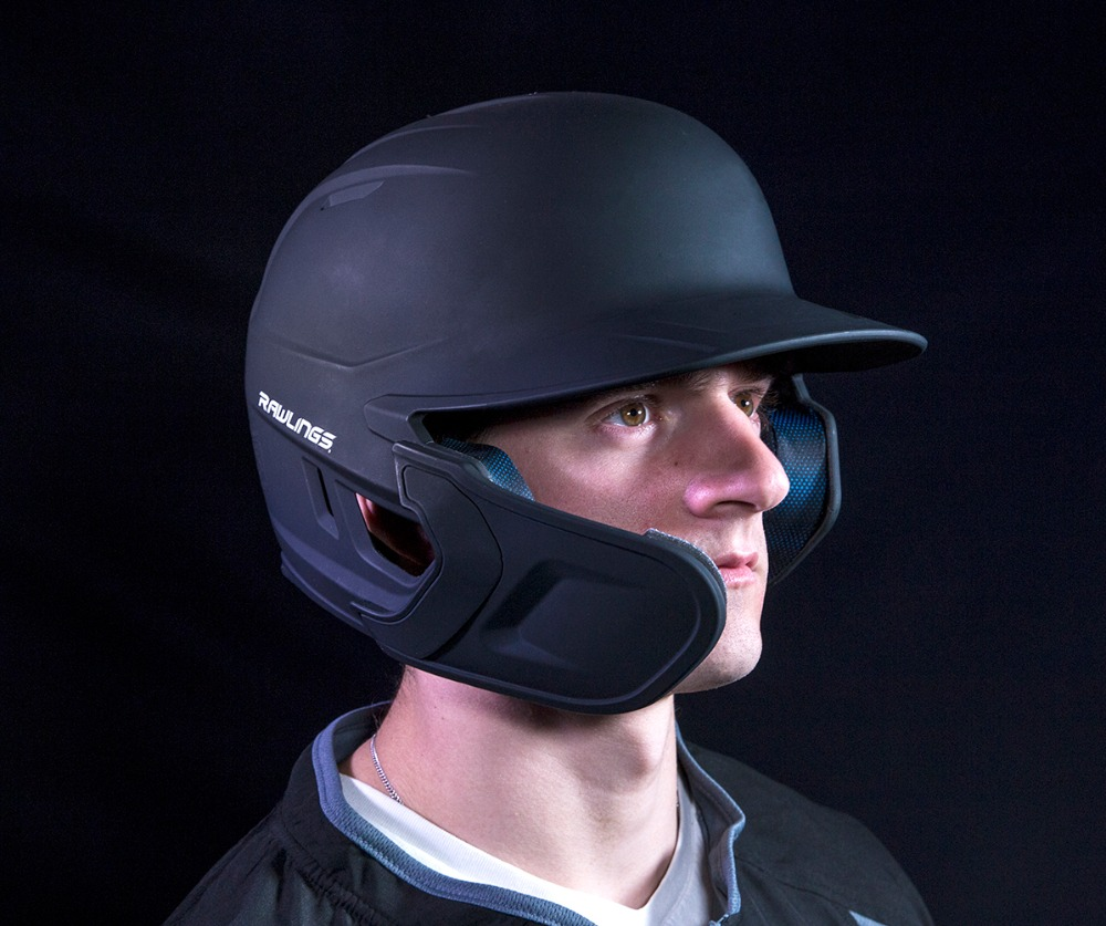 Rawlings Baseball Helmet Mach