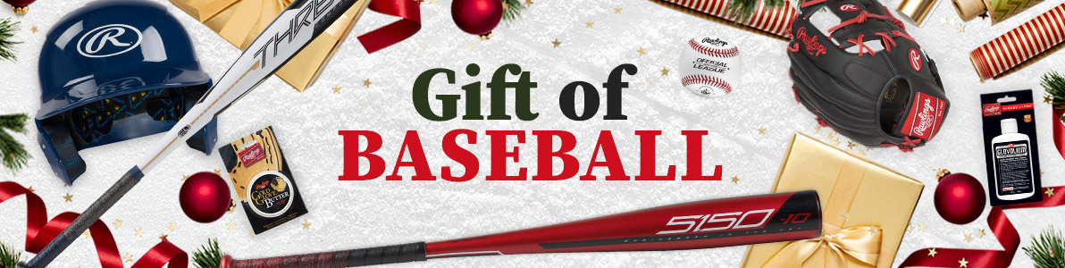 Gear Up For The Holidays This Year With The Rawlings Holiday Gift Guide & Find Your Next MVP's Best Gift Ever With New Selection Of Encore & R9 Gloves, Heart Of The Hide Gloves, Pro Select Gloves, Big Stick Bats, Velo Bats, Mach & Coolflo Helmets & Much More Available For Sale At Your Local Source For Sports Baseball & Softball Stores Near You.