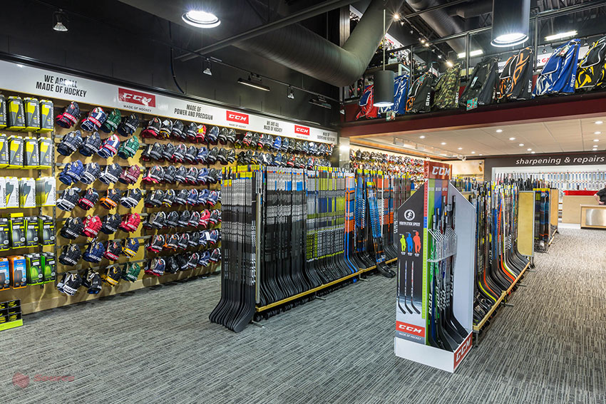 Find your next Hockey Stick or Hockey Gloves with the best collection in Surrey, BC at The Hockey Shop Source For Sports.