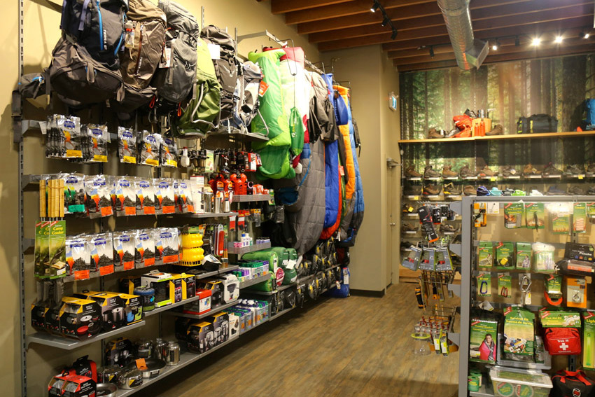 Find Outdoor Equipment & Gearh At Trail Bay Source For Sports, Sechelt.