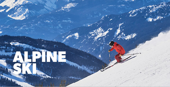 Alpine Skis, Back Country Skis, All-Mountain Skis, Freeride Skis