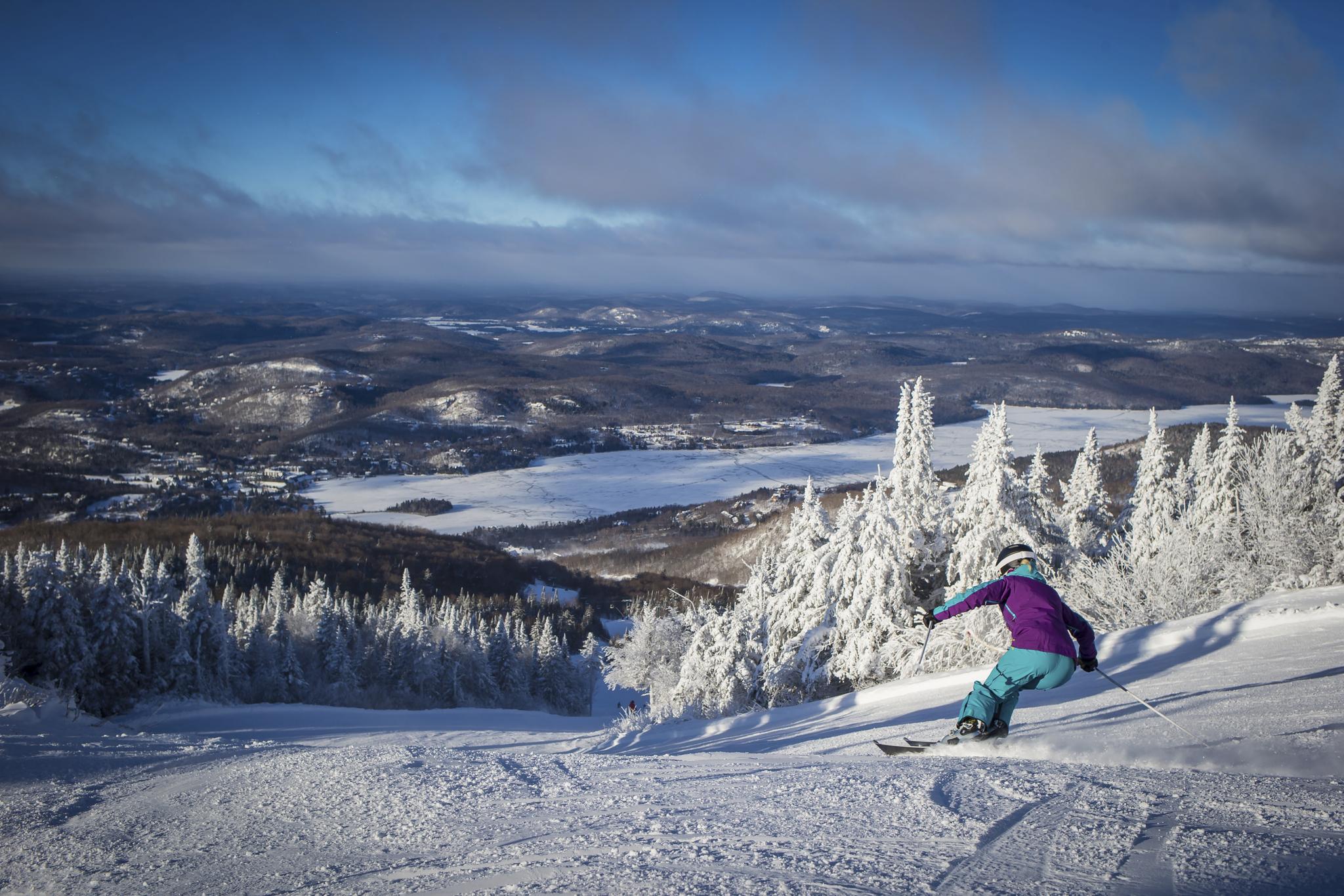 ski mont tremblant | La Source du Sport