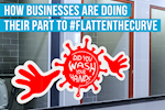 How Businesses Are Doing Helping #FlattenTheCurve
