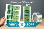 Removable Vinyl vs BOPP: What's the Difference?