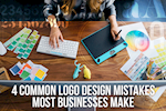 4 Common Logo Design Mistakes Most Businesses Make