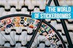The Art of Stickerbombing