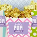 Custom Baby Shower Labels | Quality 4