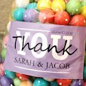 Custom Candy Labels | Top Quality 4