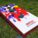 Customizible Cornhole Decals | Top Quality Decals 1