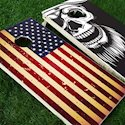 Customizible Cornhole Decals | Top Quality Decals 3