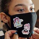 Custom Iron-On Mask Art | Top Quality | Canada 2