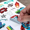 Custom Die-Cut Sticker Pages | Top Quality 2