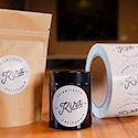 Custom Eco-Safe Paper Roll Labels | Top Quality 3