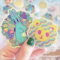 Custom Glitter Stickers | Highest Quality Stickers 3