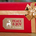 Custom Holiday Labels | Top Quality 2
