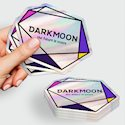 Custom Holographic Die-Cut Stickers | Top Quality 2