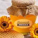 Custom Honey & Jar Label | Top Quality 3