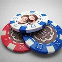 Custom Poker Chip Labels | Highest Quality 1
