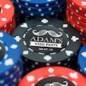 Custom Poker Chip Labels | Highest Quality 2