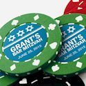 Custom Poker Chip Labels | Highest Quality 4