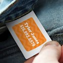 Stick-On Clothing Tag Labels 3