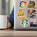 Custom Macbook Stickers & Decals | Top Quality 1