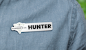 Custom Name Badges with Magnet Backs 3