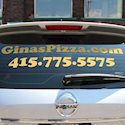 Custom Vinyl Window Lettering | Canada 2