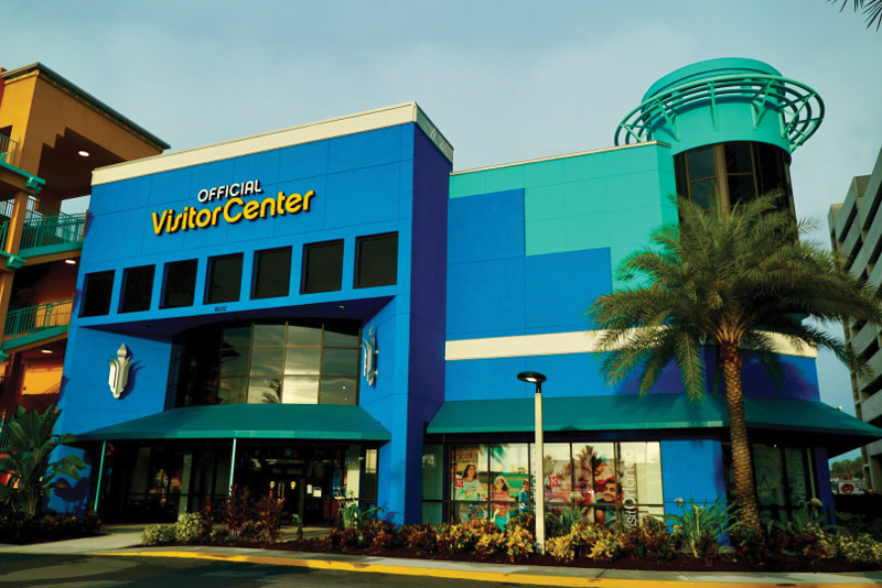 Visit Orlando's Official Visitors Center