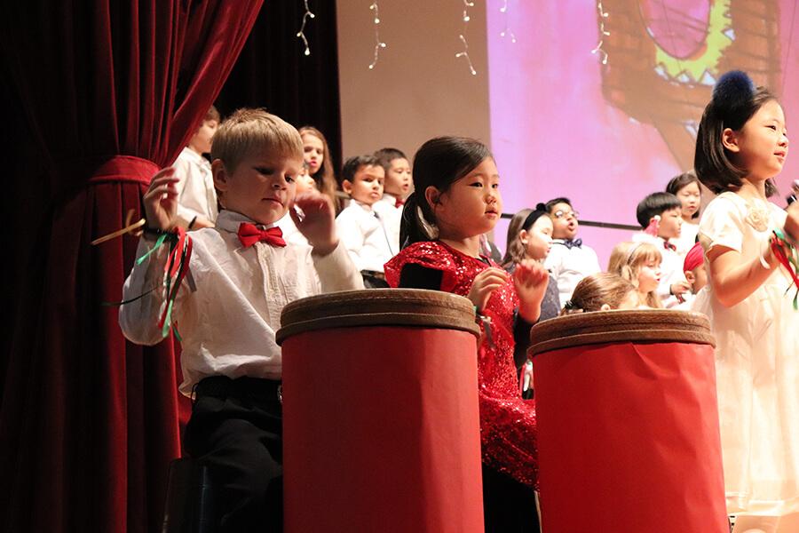 K5 & 1st Grade Concert