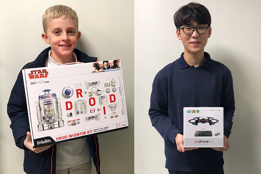 Hour of Code Winners 2