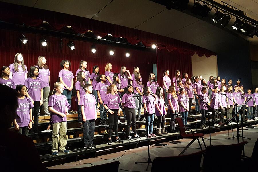 KIMEA Choir 2