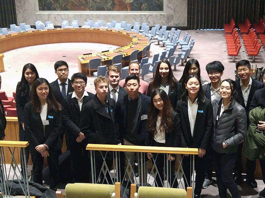 MUN at UN Headquarters