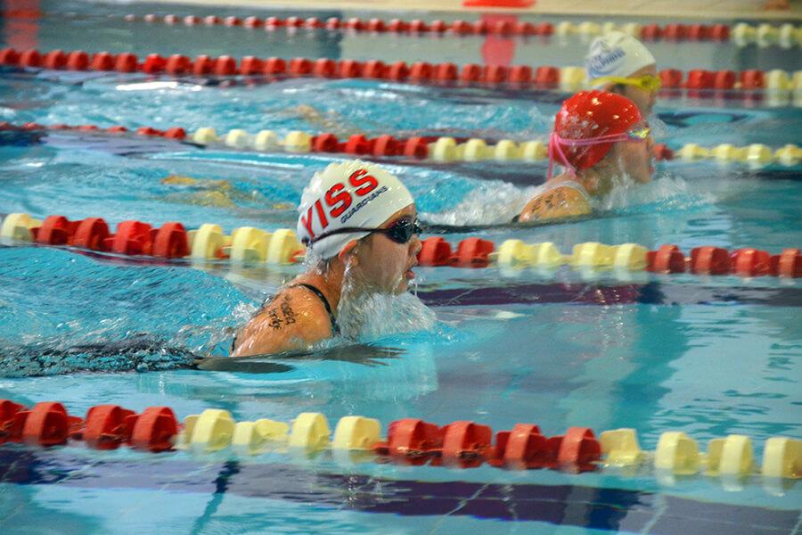 Dongdaewon swimmers