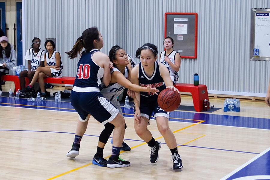 girls basketball soo