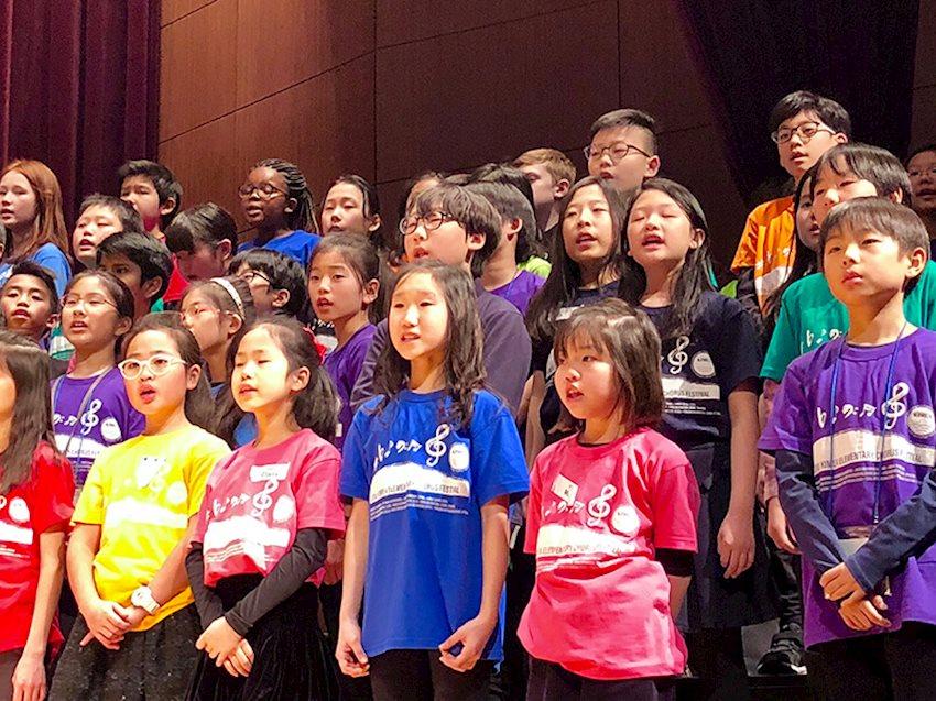 KIMEA Chorus Closeup