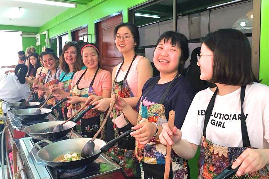 Bangkok Cooking