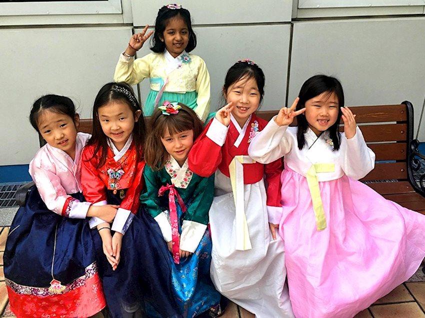 Celebrate Korea